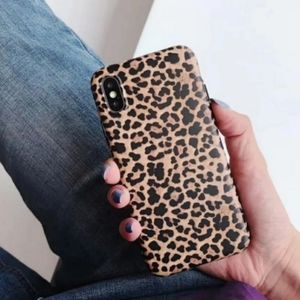 3/$15 Leopard Silicone Phone case for i8 Plus